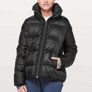 Lululemon Cloudscape Jacket 6 Black